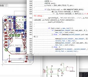 PCB画面